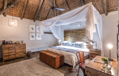 Lalibela Game Reserve - Inzolo Lodge - Bedroom